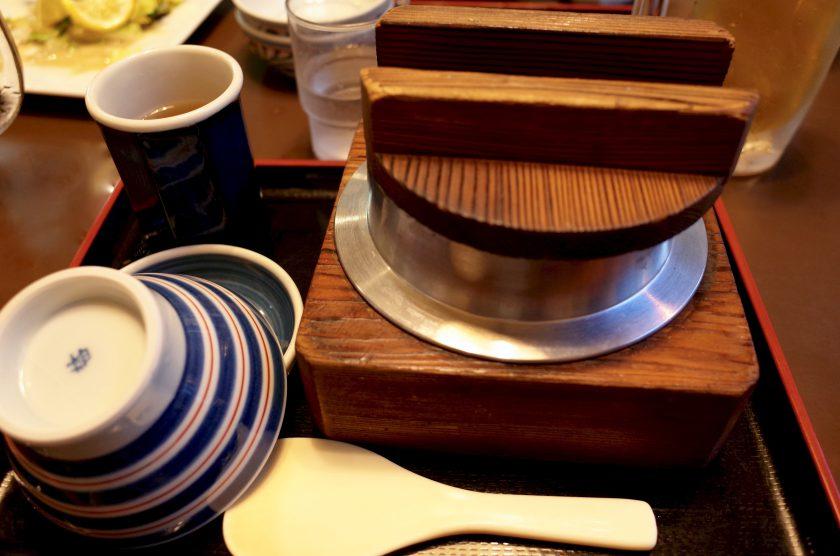 大黒屋鯛釜めし(831円)