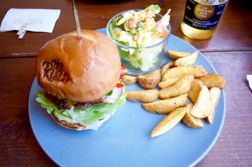 ザリスコのザタイランドハンバーガー