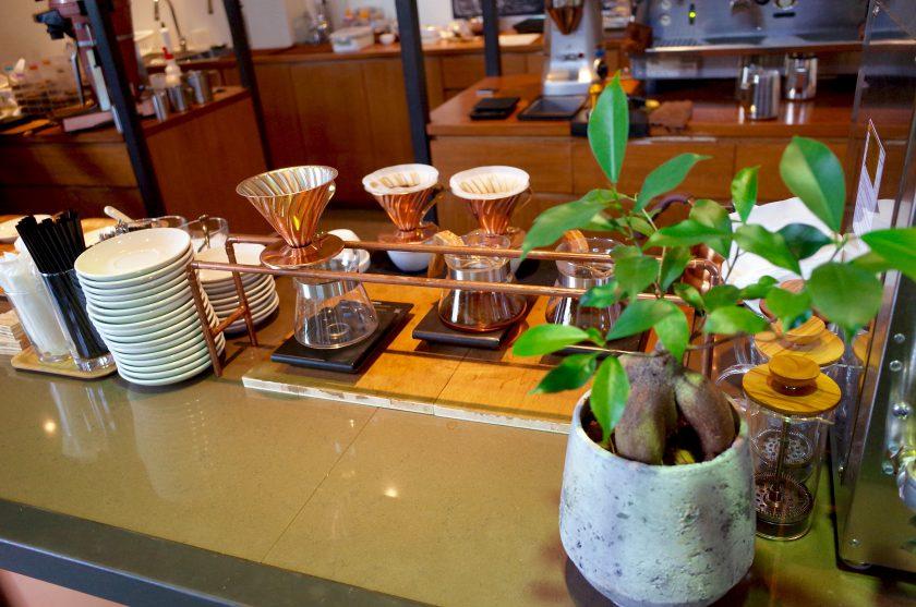 SIENA COFFEE FACTORYのコーヒー器具など
