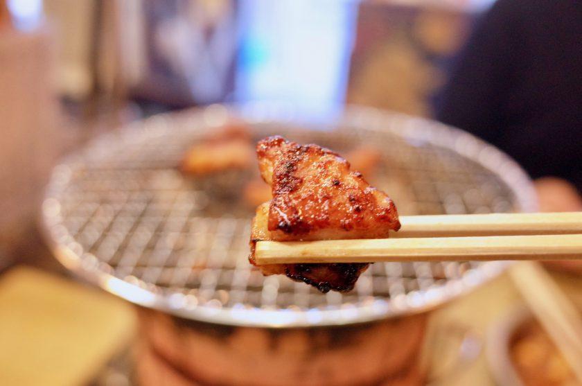 尾毛多セコ代の味噌とんちゃん