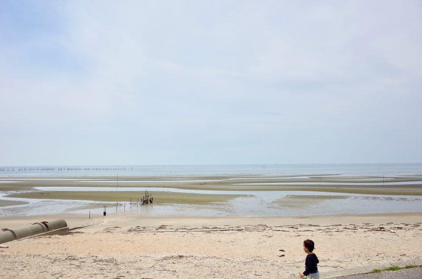 南洋の父サウスは海まで徒歩1分