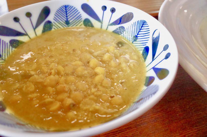 南洋の父サウスの豆カレー