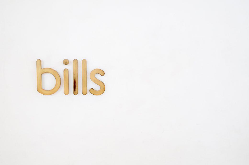 表参道billsのロゴ
