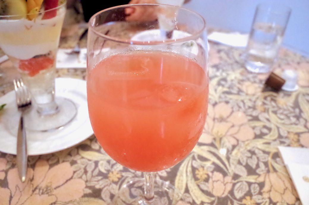 アメルベイユの生グレープフルーツジュース