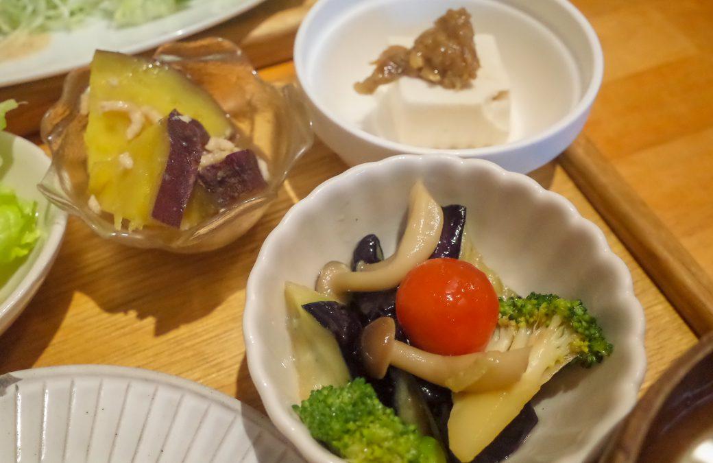 白壁ハナコ の副菜