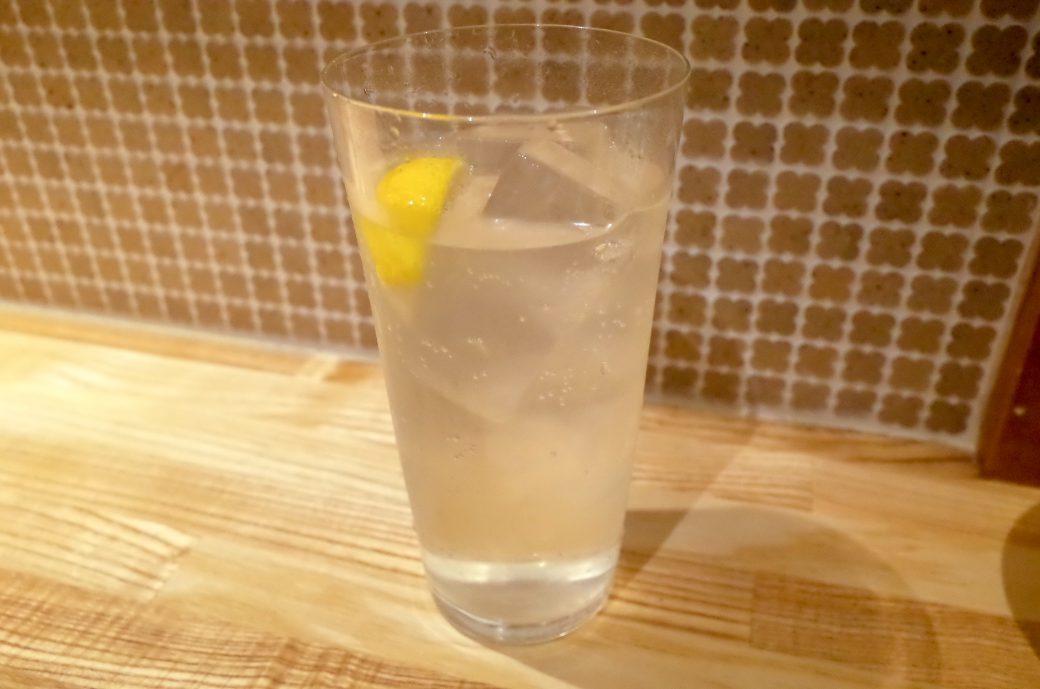 醸しメシかもし酒 糀や 発酵レモンサワー