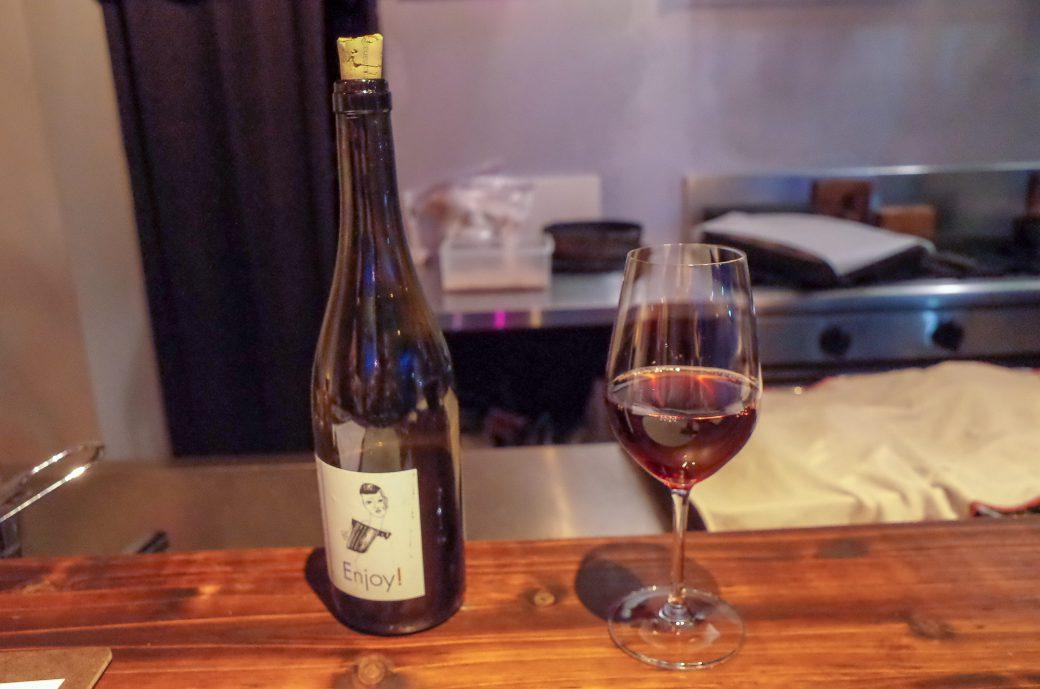 VIVA la MYWIFEの自然派ワイン