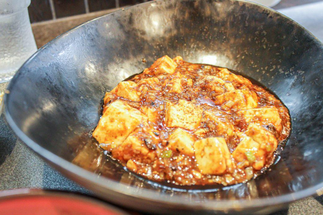 小菜一碟(シャオツァイイーデェ)の麻婆豆腐